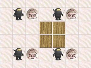 A Ninja Game