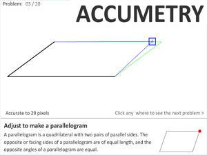 Accumetry