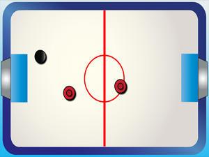 Air Hockey Flash