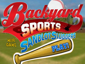 Backyards Sports Sanslot Sluggers