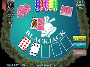 Christmas Blackjack