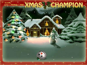 Christmas Champion