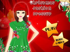 Christmas Fashion Dressup