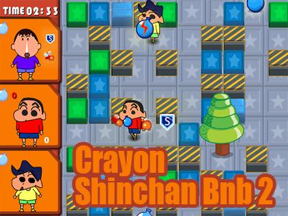 Crayon Shinchan Bnb 2