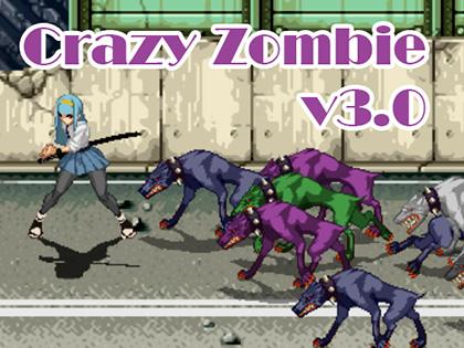 Crazy Zombie v3