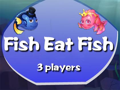 Fish Eat Fish 3 Players