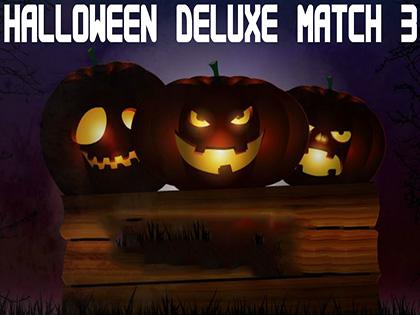 Halloween Block Match 3