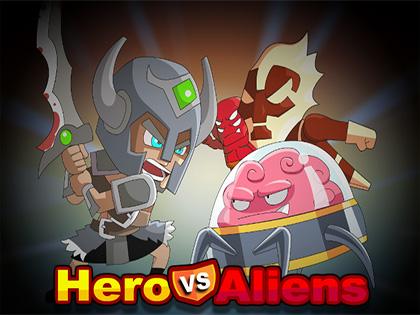 Hero Vs Aliens
