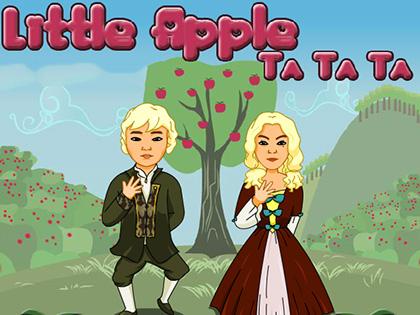 Little Apple Tatata