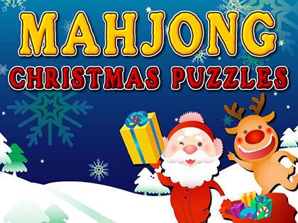 Mahjong Christmas Puzzles