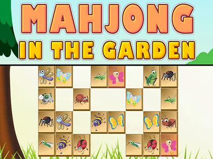Mahjong In The Garden