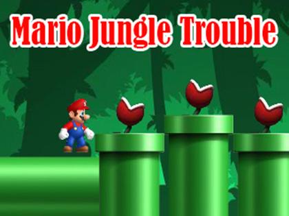 Mario Jungle Trouble