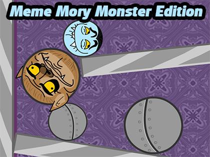 Meme Mory Monster Edition