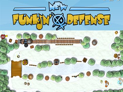 New Funkin Defense