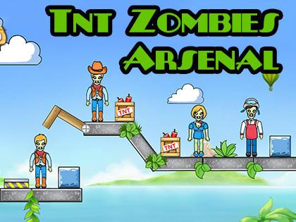 tnt zombies arsenal 6000jeux