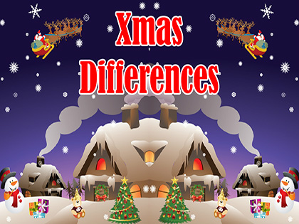 Xmas Differences