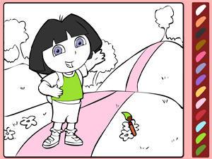 Dessiner Dora