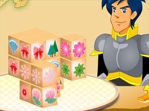 Mahjong Knights Quest