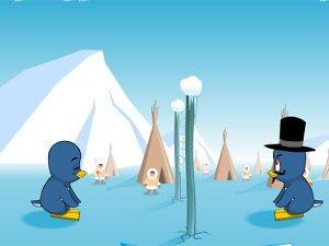 Pingouin Volley Ball