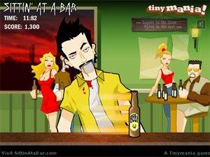 Sittin At A Bar