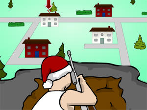 Sniper Santa