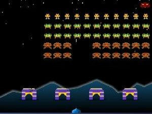 Space Invaders 2002