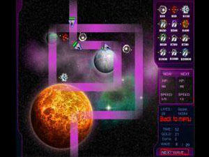 Space Invasion Td 2