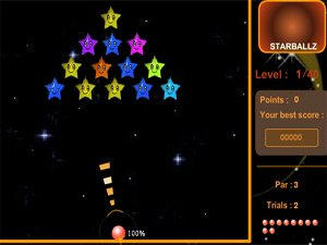 Starballz