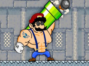 Super Bazooka Mario 2