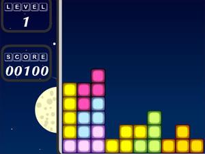 Tetris Starts