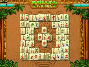 Thai Mahjong Solitaire