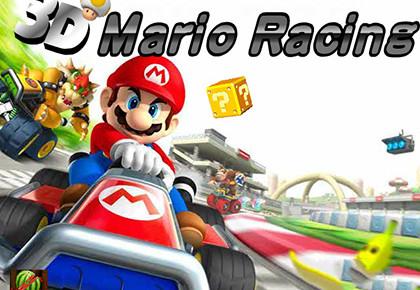 3D-Mario-Racing