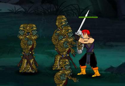 warriors and archers 6000jeux