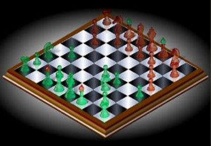 Flash chess 3d juegos diarios