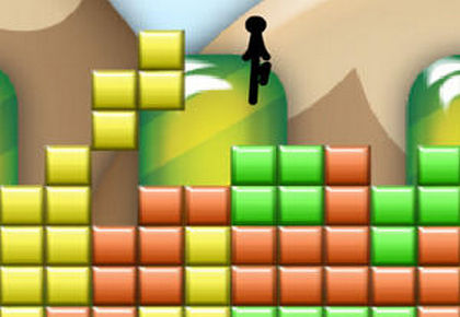 tetris d the game
