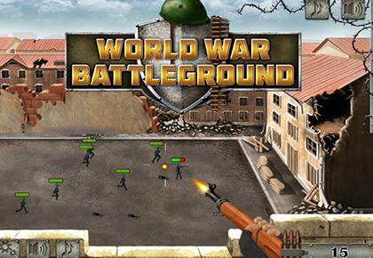 World War Battleground